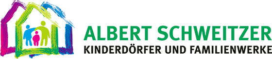 Albert-Schweitzer-Kinderdörfer und Familienwerke e. V. Retina Logo