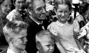 Albert Schweitzer Lebenslinie