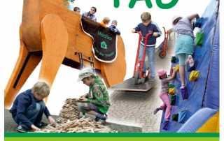 Plakat Kinderspielfest