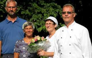 Monika Erdmann feiert 25 Jahre Dienst im Albert-Schweitzer-Seniorenzentrum