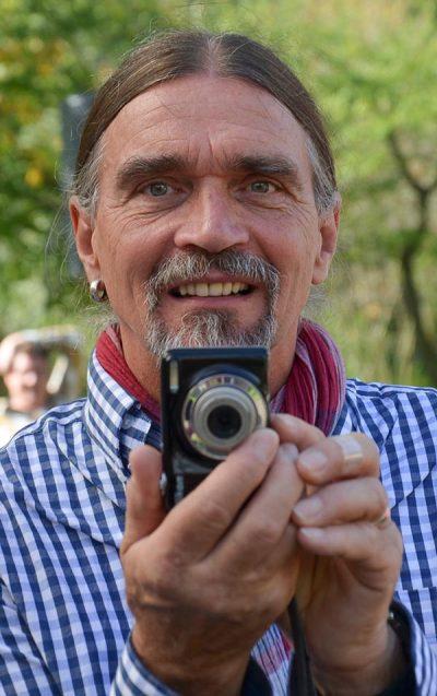 Roland Hampf aktuell