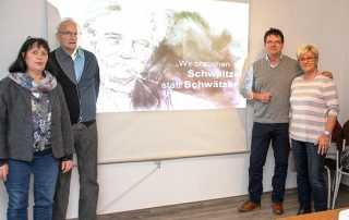 Vortrag über Albert Schweitzer