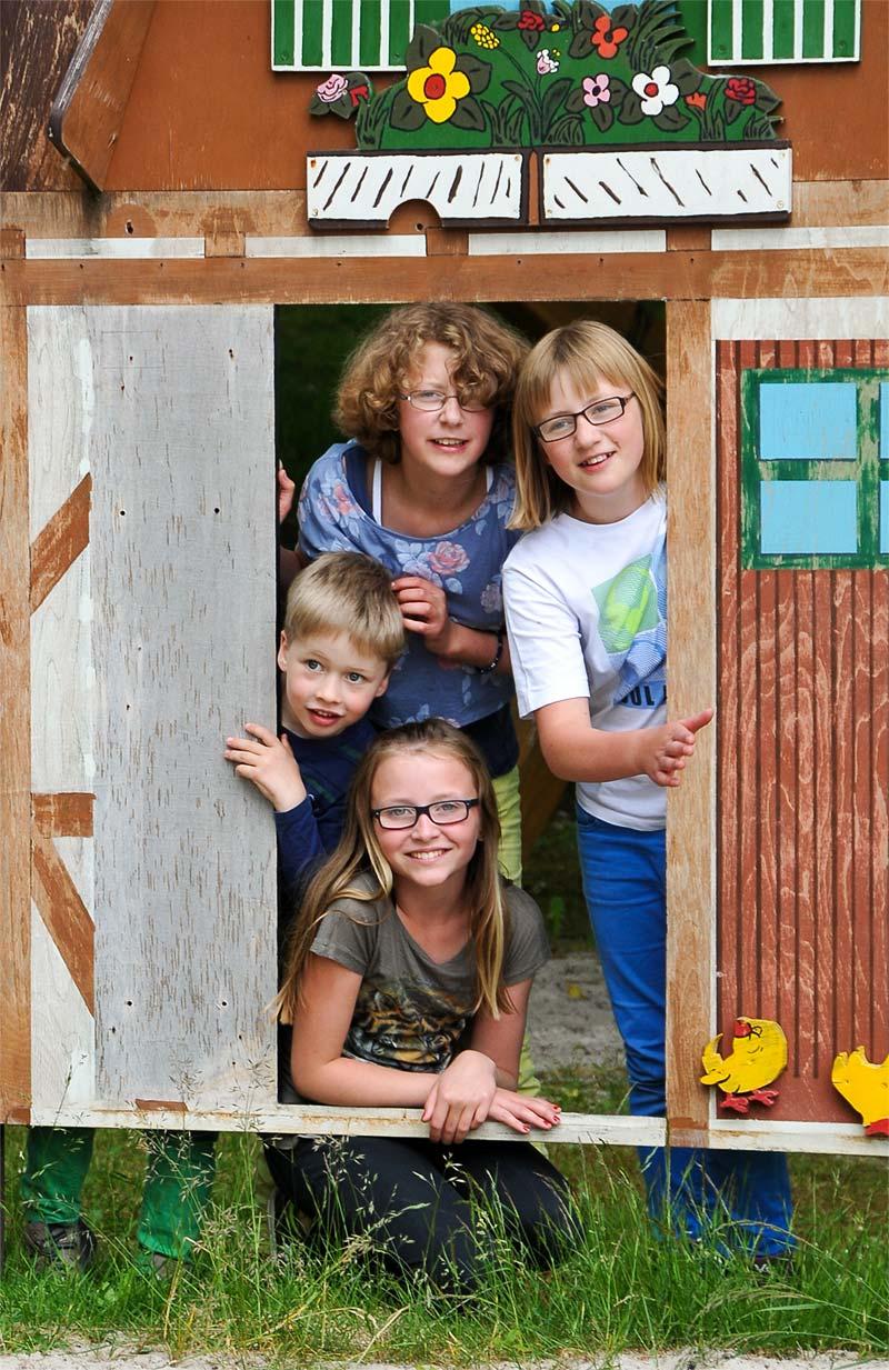 Tag der offenen Tür im neuen Kinderdorfhaus
