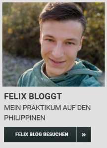 Felix bloggt