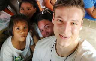 Felix auf den Philippinen