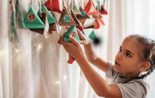 Weihnachtsglück für die Kinder im Kinderdorf