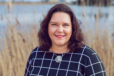 Inka Peters, Geschäftsführerin Albert-Schweitzer-Familienwerk Mecklenburg-Vorpommern e.V. und 2. stell. Vorsitzende des Bundesverbandes