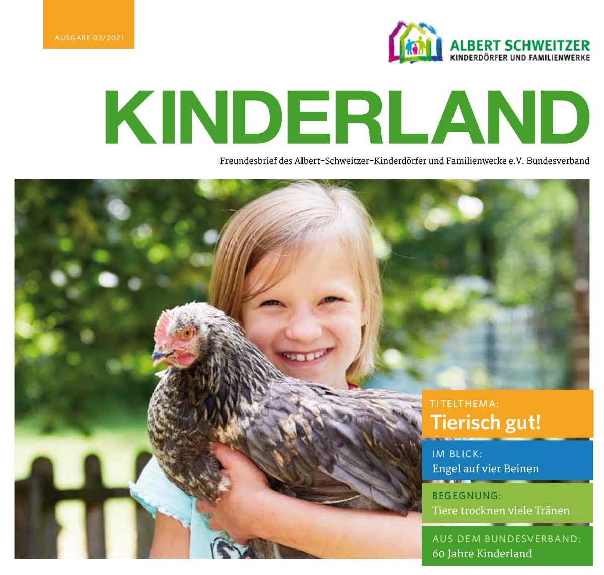 Kinderland 03/2021