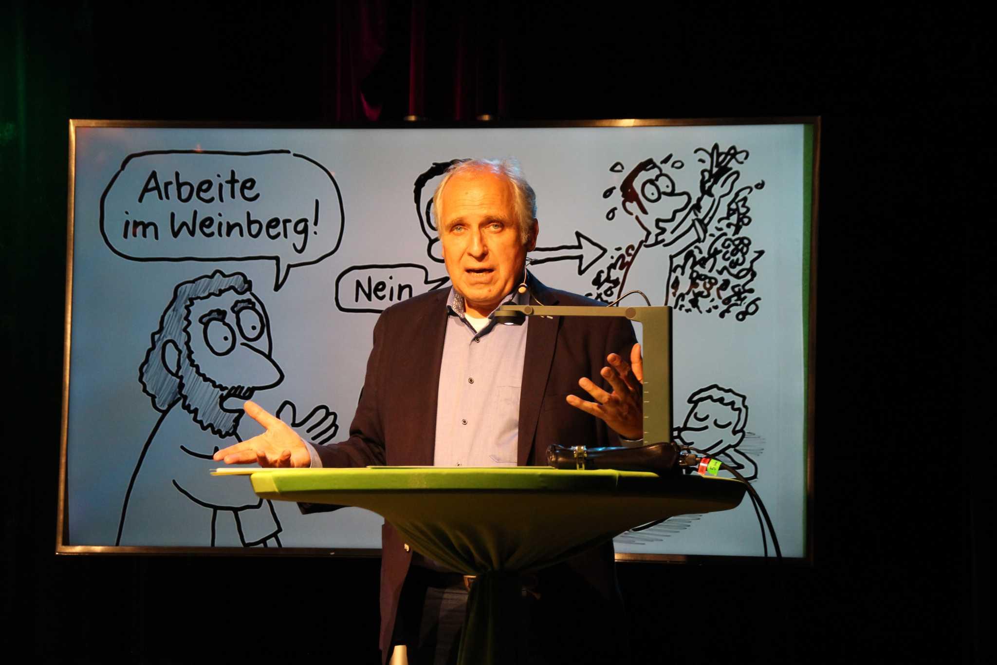 """Bestsellerautor Werner """"Tiki"""" Küstenmacher"""